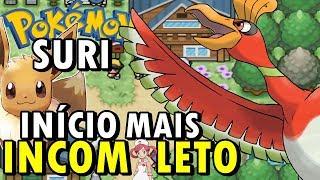 Pokémon Suri (Hack Rom - GBA) - O Início Promissor Mas Incompleto