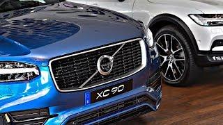 видео Новости Volvo (Вольво)