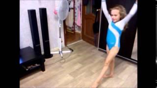 Спортивная гимнастика)))