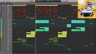 Pop Logic Pro X Template Summer Happiness