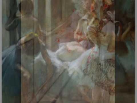 Edgard Degas Dancers - Ballerine Di Degas