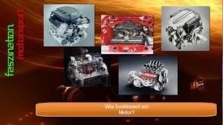 Wie funktioniert ein Motor??