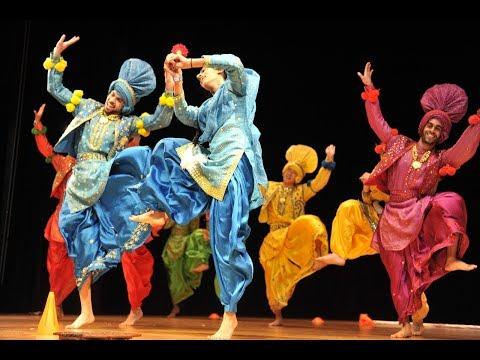 Danza Bhangra-Saludable Mente