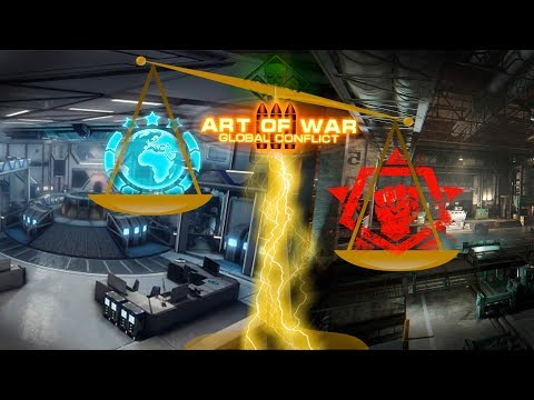 СПЕЦ ВЕРСИЯ 16 ранг!ART OF WAR 3 Global Conflict Стрим! STREAM!