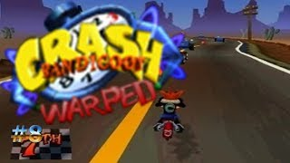 Crash en moto/Crash Bandicoot: Warped #8