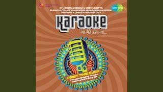 Jalte Hain Jiske Liye Karaoke