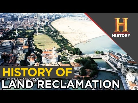 From Swamp to City: Story of Land Reclamation | 10 Things You Don't Know About Singapore