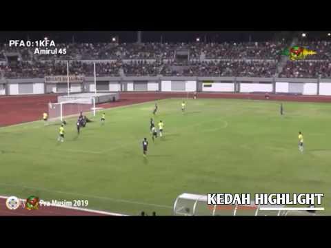 Pra musim 2019 Kedah 1 vs 3 Perlis