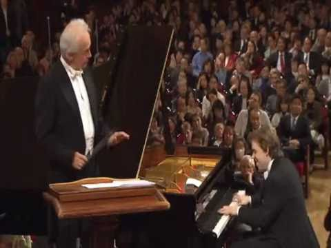 Ingolf  Wunder (A) Chopin Competition 2010 1st price for best Concerto - No. 1 op. 11 - Rondo Vivace