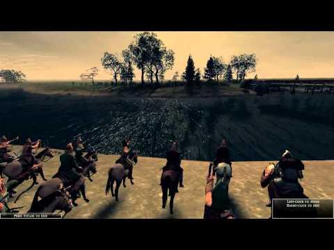 Rome 2 Total War Battle Roxolani (Me) vs Thesygetae |