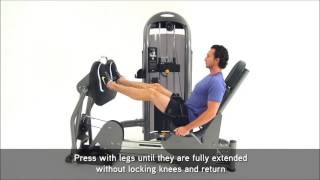 Video Matrix Aura G3 Leg Press - Fit Supply download MP3, 3GP, MP4, WEBM, AVI, FLV Oktober 2018