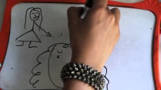 Sananas2106 ❤ Draw my life