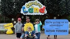 Alton Towers Family Fun!