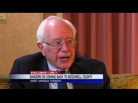 Dan Thorn: Exclusive interview w/ Senator Bernie Sanders