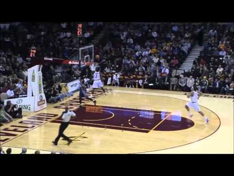 "Kyrie Irving - ""Sideways"" - Cavaliers Mix (HD)"