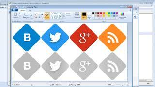 CSS-спрайты | Видеоуроки по HTML и CSS
