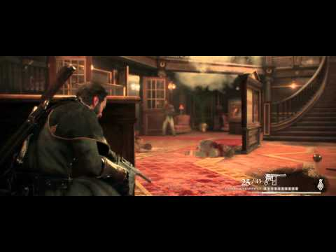 The Order 1886: New Gameplay - 15 minutes 1080p