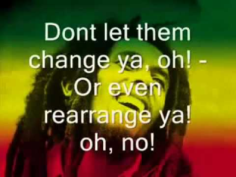 Bob Marley   Could you be loved   Lyrics