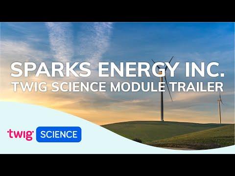 Module Trailer: Sparks Energy Inc.   Twig Science