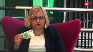 Ludzka Strona Ekonomii. Jak rozpoznać fałszywe banknoty?