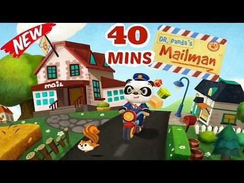 Dr Panda Mailman | Educational iPad app for Kids | Dr.Panda | Full Game Play over 40 Minutes