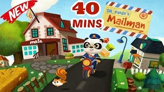 Dr Panda Mailman | Educational iPad app for Kids | Dr.Panda | Full Game Play over 40 Minutes