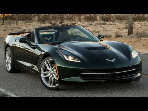 Chevrolet Corvette Stingray Convertible 2017