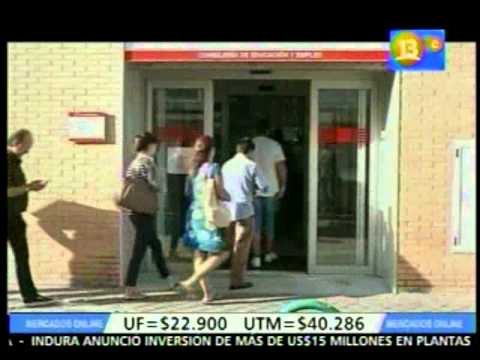 Canal 13 Cable - Extranjeros en Chile