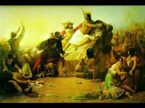 La Conquista del Imperio Inca por Francisco Pizarro