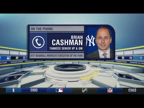 Brian Cashman's state of the Yankees