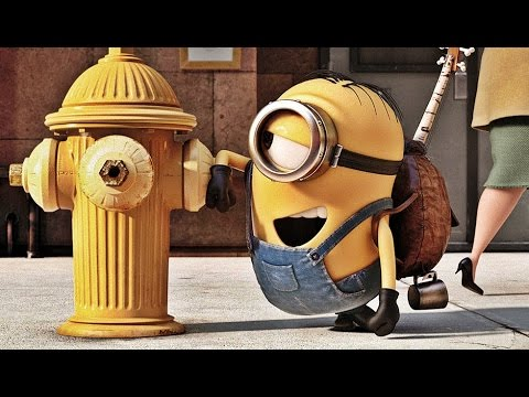 Minion Trailer Deutsch