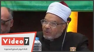 بالفيديو .. وزير الاوقاف الأسبق :