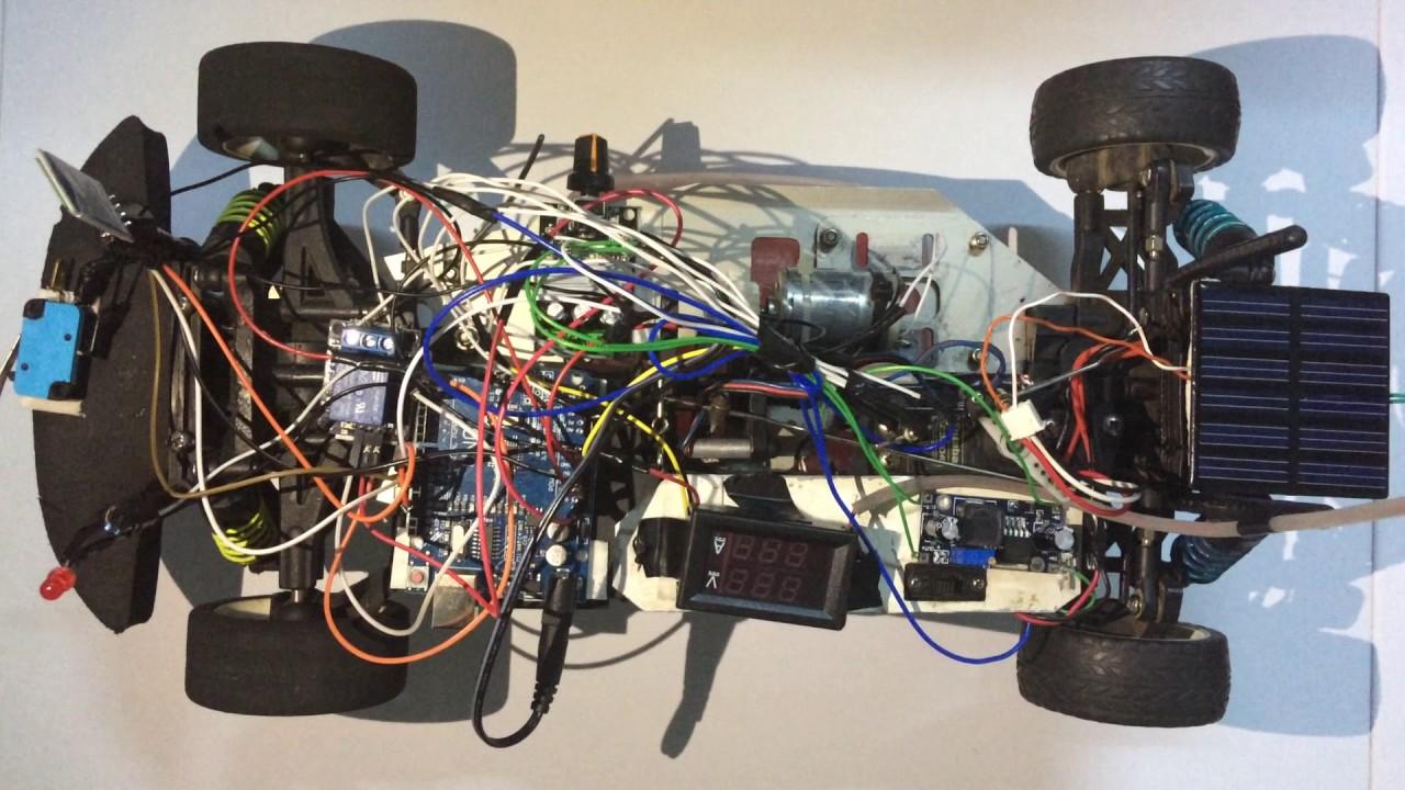 Elektrikli Hibrit Araç Prototip Çalışması Süleyman Demirel Üniversitesi Otomotiv Mühendisleri