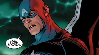 Captain America's 'Ultimate Betrayal' and Handling Fan Reactions - A Talk With Marvel's Nick Spencer