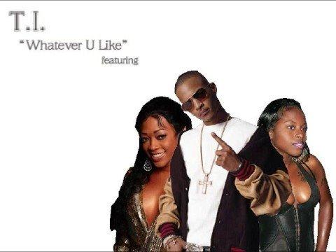 T.I. - Whatever You Like (Ft Trina & Foxy Brown)