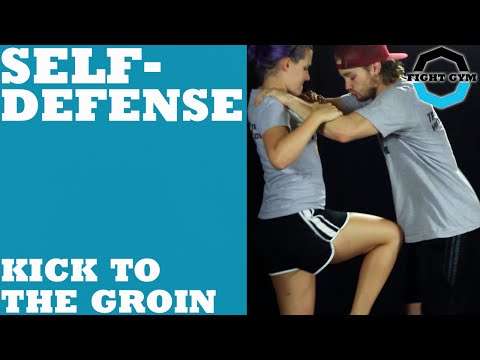 Self Defense: Kick to the Groin