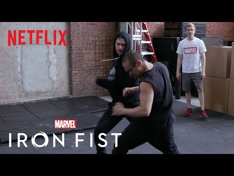 Marvel's Iron Fist: Season 2 | Building an Epic Fight Sequence | Netflix