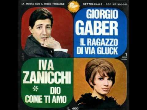 Iva Zanicchi - Dio come ti amo (1966)