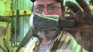 Blacksmithing - Forging A Hardy Cut Off Tool