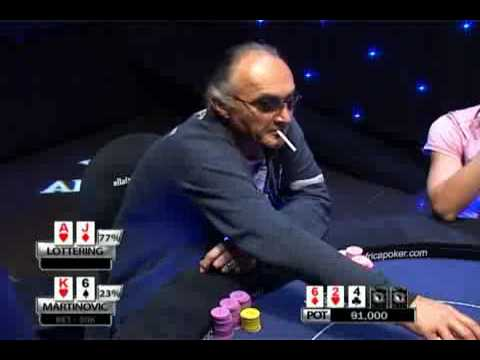 All Africa Poker Tournament November 2009 - Episode 6 Part 4