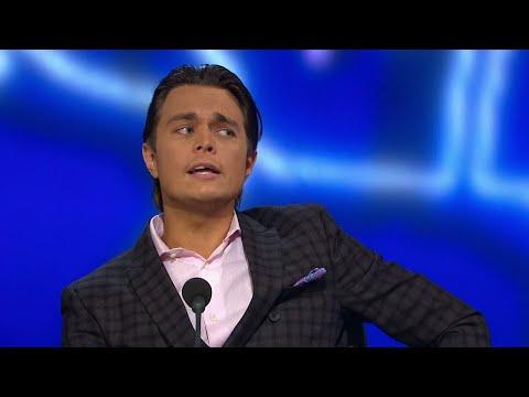 Messiah Hallberg om KATTalonien - Parlamentet (TV4)