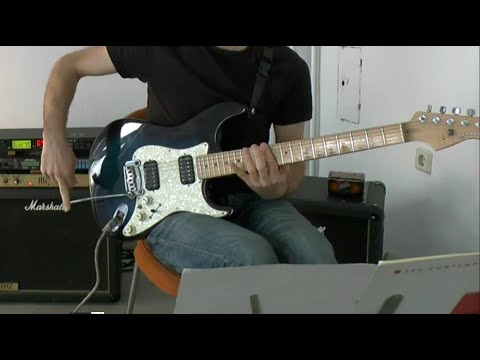 Philippe Hurel   Loops I version for electric guitar