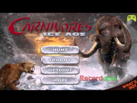 Carnivores Ice Age: Hunting episode 1: indricotherium ...