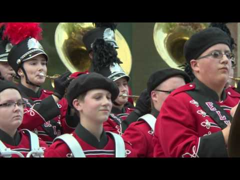 The Elyria High School Pioneer Marching Band Appreciation Day Concert