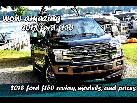 2018 ford f150 review