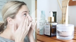 Morning Skincare Routine | Winter Edition Part 1 || Stylelobster