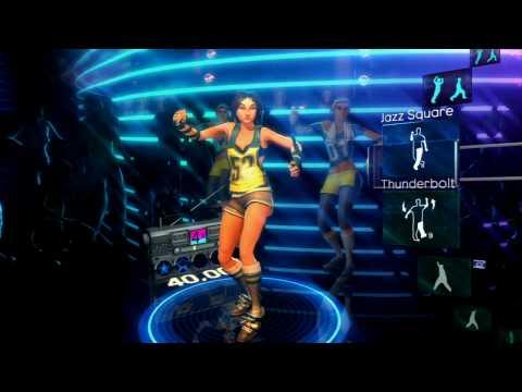 Kinect Dance Central  E3  XBox 360