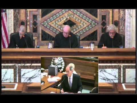 Oral Argument before the United States Court of Appeals for