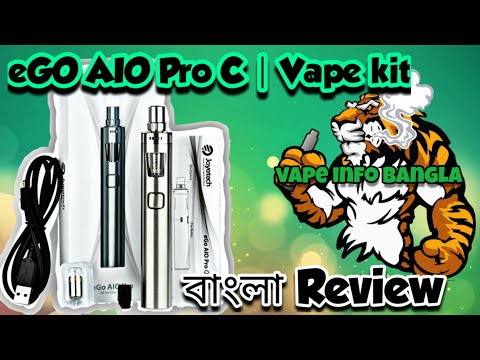 EGo AIO Pro C Review | Vape In Bangladesh