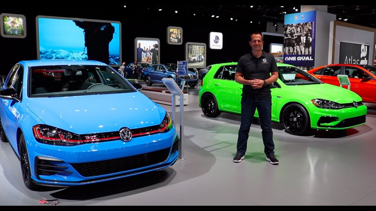 2019 vw gti rabbit edition blue